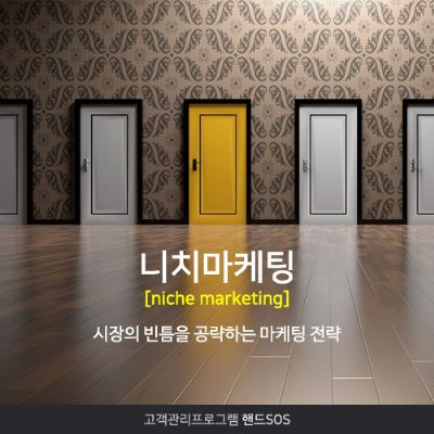 니치마케팅[niche marketing]